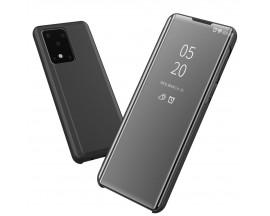 Husa Flip Upzz Mirror Samsung Galaxy S20 Ultra ,Negru