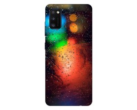 Husa Silicon Soft Upzz Print Samsung Galaxy Galaxy A41 Model Multicolor