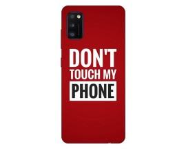 Husa Silicon Soft Upzz Print Samsung Galaxy Galaxy A41 Model My Phone 1