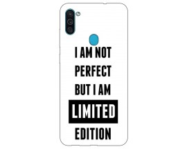 Husa Silicon Soft Upzz Print Samsung Galaxy A11 Model Limited Edition
