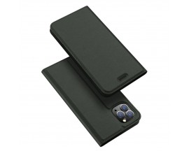 Husa Premium Flip Cover DuxDucis Skin Pro iPhone 11 Pro ,Verde