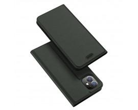 Husa Premium Flip Cover DuxDucis Skin Pro iPhone 11 ,Verde