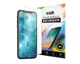 Folie Sticla Securizata Premium Upzz 9h iPhone 11 Transparenta