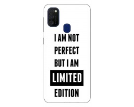 Husa Silicon Soft Upzz Print Samsung Galaxy M21 Model Limited Edition