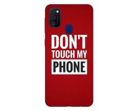 Husa Silicon Soft Upzz Print Samsung Galaxy M21 Model My Phone