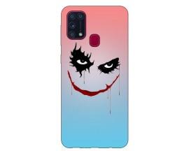 Husa Silicon Soft Upzz Print Samsung Galaxy M31 Model Joker