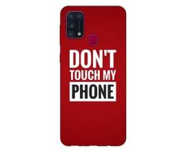 Husa Silicon Soft Upzz Print Samsung Galaxy M31 Model My Phone