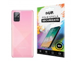 Folie Pentru Camera Nano Upzz Flexible Samsung Galaxy A51, Transparenta