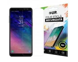Folie Sticla Securizata 9h Mixon Samsung A8 2018 Transparenta