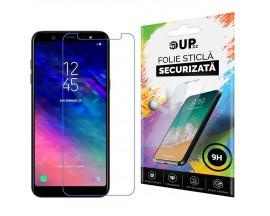 Folie Sticla Securizata 9h Mixon Samsung Galaxy A6+ Plus 2018 Transparenta