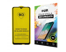 Folie Sticla Full Glue Upzz Glass 9D Huawei P Smart 2019 Full Cover Neagra