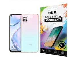 Folie Sticla Nano Glass Pentru Camera Upzz Huawei P40 Lite -4 buc in pachet