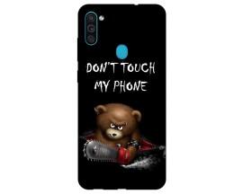 Husa Silicon Soft Upzz Print Samsung Galaxy M11 My Phone2