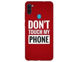 Husa Silicon Soft Upzz Print Samsung Galaxy M11 My Phone