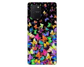 Husa Silicon Soft Upzz Print Samsung Galaxy S10 Lite Model Colorature
