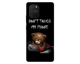 Husa Silicon Soft Upzz Print Samsung Galaxy S10 Lite Model My Phone2