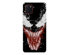 Husa Silicon Soft Upzz Print Samsung Galaxy Note 10 Lite Model Monster