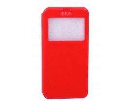 Husa Flip Tip Carte Mixon SAMSUNG A7 2017 A720 red