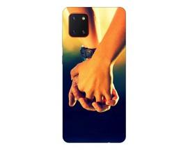 Husa Silicon Soft Upzz Print Samsung Galaxy Note 10 Lite Model Together