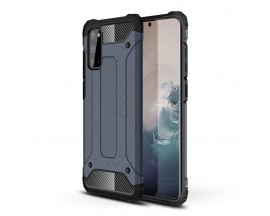Husa Armor Upzz Samsung Galaxy A41 Anti-shock Navy Blue
