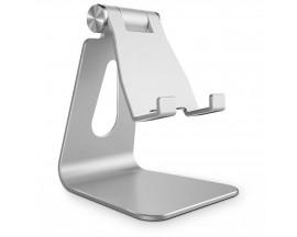 Suport Universal Premium Upzz Tech Protect Z4A  Pentru Telefon ,aluminiu ,silver