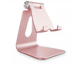 Suport Universal Premium Upzz Tech Protect Z4A  Pentru Telefon ,aluminiu ,Rose Gold