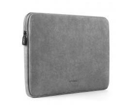 Husa Upzz Ugreen Sleeve Pentru Laptop / Macbook Pro / Air 13inch ,Gri