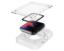 Folie Protectie Ecran Spigen Proflex Ez Fit Compatibil Cu Apple Watch 4/5 (44mm), 2 Bucati