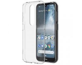 Husa Spate Silicon Ultra Slim Upzz Nokia 4.2 Transparenta