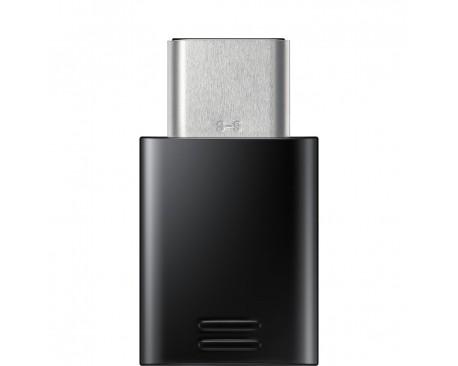 Adaptor Samsung Micro Usb la Type C GH96-12330A Negru