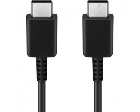 Cablu Date Si Incarcare USB Type-C La USB Type-C Samsung, Negru EP-DA905BBE