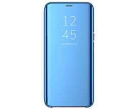 Husa Flip Cover Upzz Mirror Huawei Y5P, Albastru