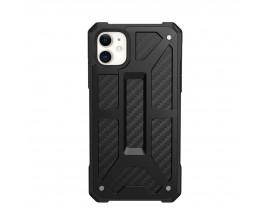 Husa Premium Originala Uag Armor Monarch iPhone 11 ,carbon Fiber
