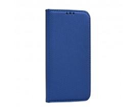 Husa Flip Cover Upzz Smart Case Pentru Huawei P40 Lite E Albastru