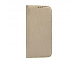 Husa Flip Cover Upzz Smart Case Pentru Huawei P40 Lite E Gold