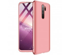 Husa 360 Grade Upzz Protection Xiaomi Redmi Note 8 Pro Rose Gold