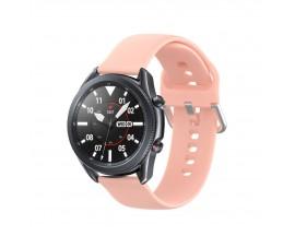 Curea Ceas Upzz Tech Iconband Compatibila Cu Samsung Galaxy Watch 3, 41mm ,Roz