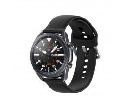 Curea Ceas Upzz Tech Iconband Compatibila Cu Samsung Galaxy Watch 3, 41mm ,Negru