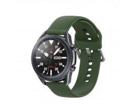 Curea Ceas Upzz Tech Iconband Compatibila Cu Samsung Galaxy Watch 3, 45mm ,verde