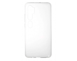 Husa Spate Silicon Ultra Slim Upzz Compatibila Cu Xiaomi Mi Note 10 Lite , Transparenta