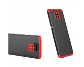 Husa Upzz Protection Xiaomi Redmi Note 9 Pro,Negru-Rosu