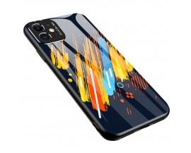 Husa Spate Upzz Gradient Glass Pentru Xiaomi Redmi Note 9 Pro / Redmi Note 9S pattern 4