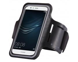 Husa Alergare Upzz Armband Pentru Telefoane Pana La 6 Inchi ,negru