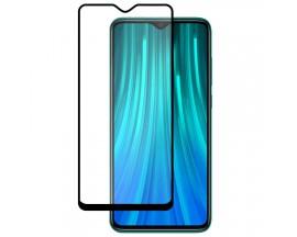 Folie Nano Glass Flull Cover Wozinsky cu margine neagra Xiaomi Redmi Note 8 Pro black