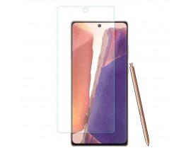 Folie Premium Upzz Nano Flexi Glass Samsung Galaxy Note 20 ,Transparenta