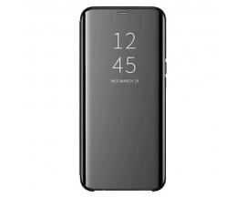 Husa Flip Cover Upzz Mirror Huawei P40 Lite E Negru