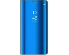 Husa Flip Cover Upzz Mirror Huawei P40 Lite E Albastru