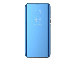 Husa Flip Cover Upzz Mirror Huawei Y6p ,Albastru