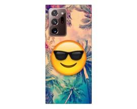 Husa Silicon Soft Upzz Print Samsung Galaxy Note 20 Ultra Model Smile