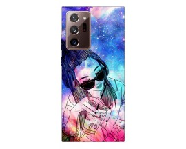 Husa Silicon Soft Upzz Print Samsung Galaxy Note 20 Ultra Model Universe Girl
